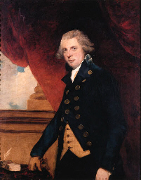 Richard Brinsley Sheridan by Sir Joshua Reynolds